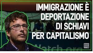 DIEGO FUSARO: Vi svelo chi vuole l'immigrazione di massa (Matrix)