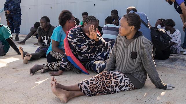 Pagare la Libia per fare quel lavoro sporco