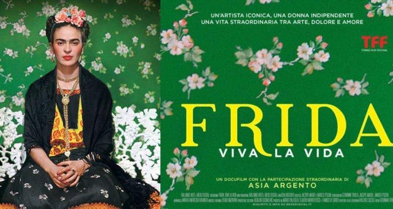 La storia di Frida Kalo da oggi e fino al 27 novembre, nei cinema