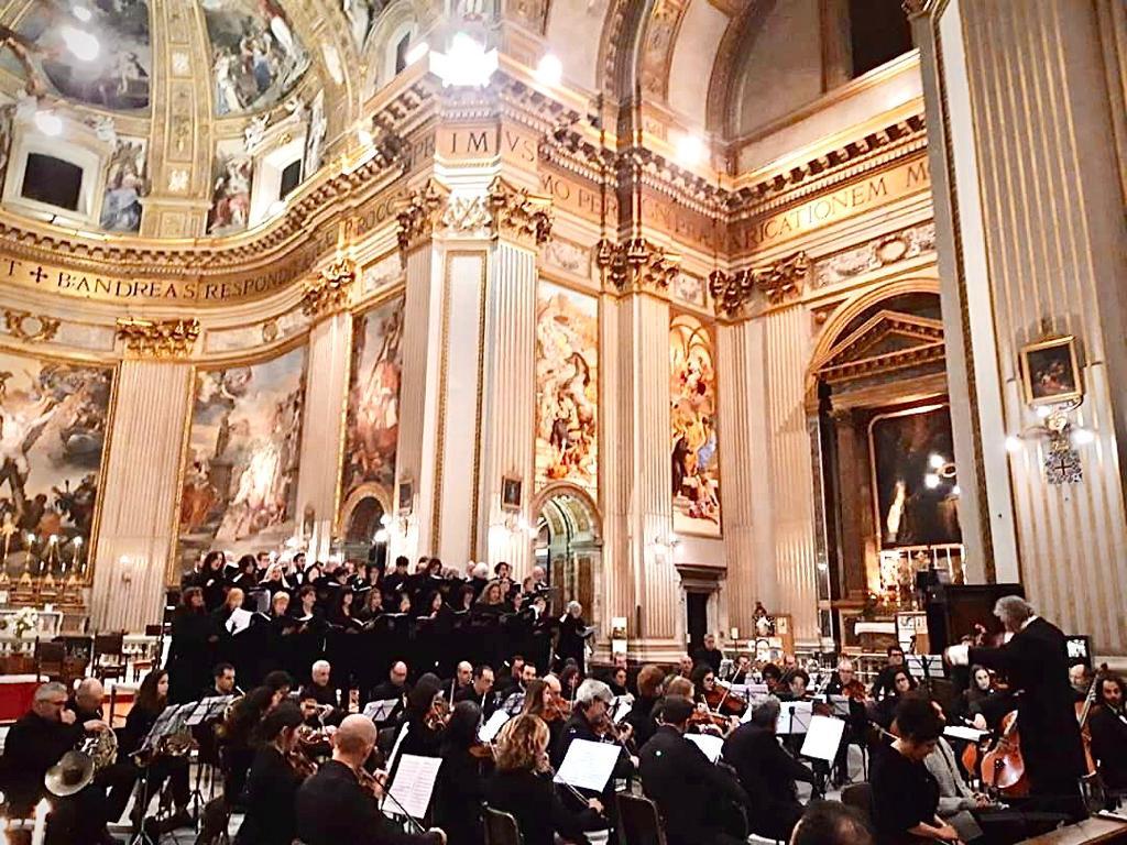 Stabat Mater di Rossini secondo El Saedi