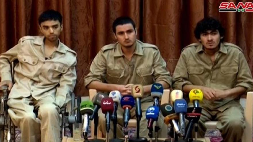 TERRORISTI DELL'ISIS AMMETTONO CHE COORDINAVANO LE OPERAZIONI CON IL COMANDO USA