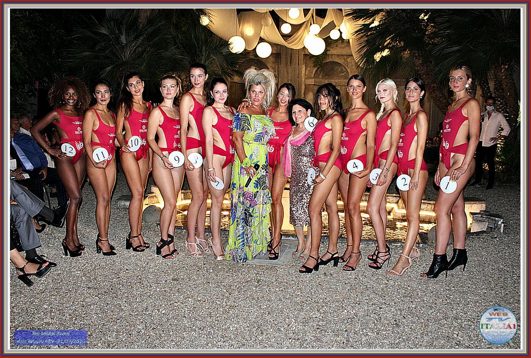 World Top Model Roma 2020 – classifica