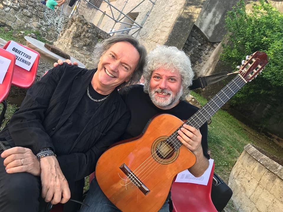 Espedito De Marino, artista chitarrista e compositore