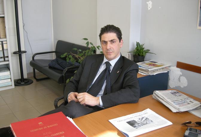Intervista a Marco Nonno, consigliere comunale partenopeo