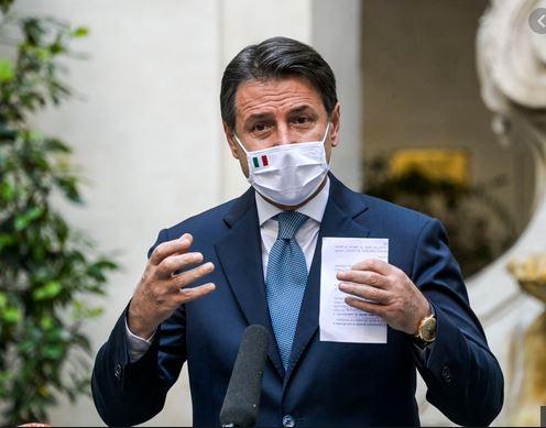 Conte finisce in tribunale: a novembre dal gip per la pandemia