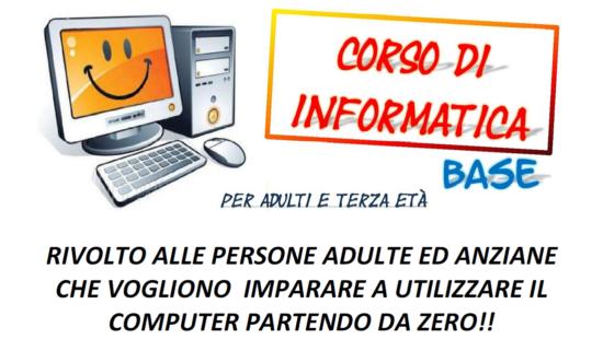 Lezioni di informatica di base
