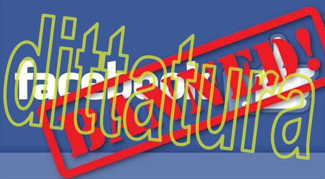 La Dittatura di FaceBook